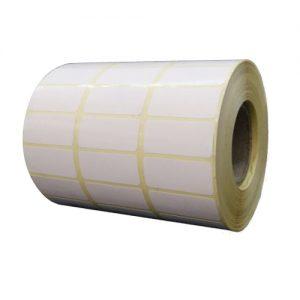 چاپ ليبل كاغذي به چه صورت انجام مي شود؟